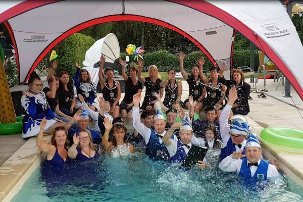 Vereinsgemeinschaft Welkers Macht Bei Cool Water Challenge Mit